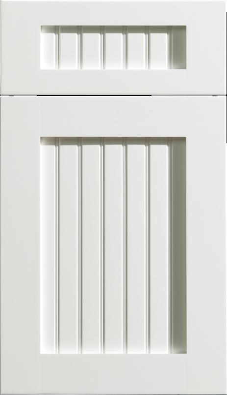 white cabinet door styles. Craftsman Beaded Panel White Cabinet Door Styles