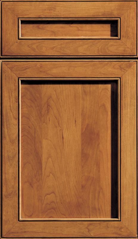 Door styles detail kitchens for Butternut kitchen cabinets