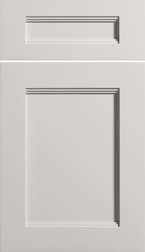 Cabinet Door Flat Panel DFP 1010 Solid Walnut Cabinet Door Flat